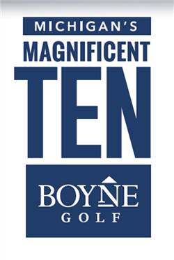 Michigan's Magnificent Ten